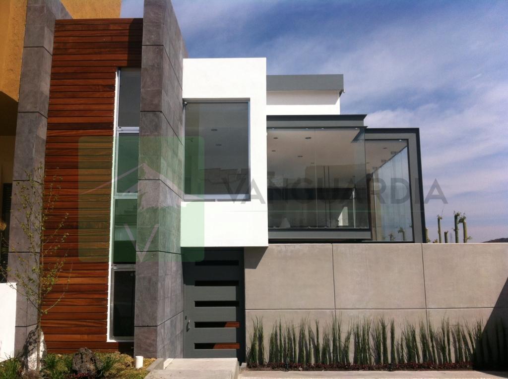 Preciosa casa contemporánea con hermosa vista panorámica. – Querétaro   Cumbres Del Cimatario