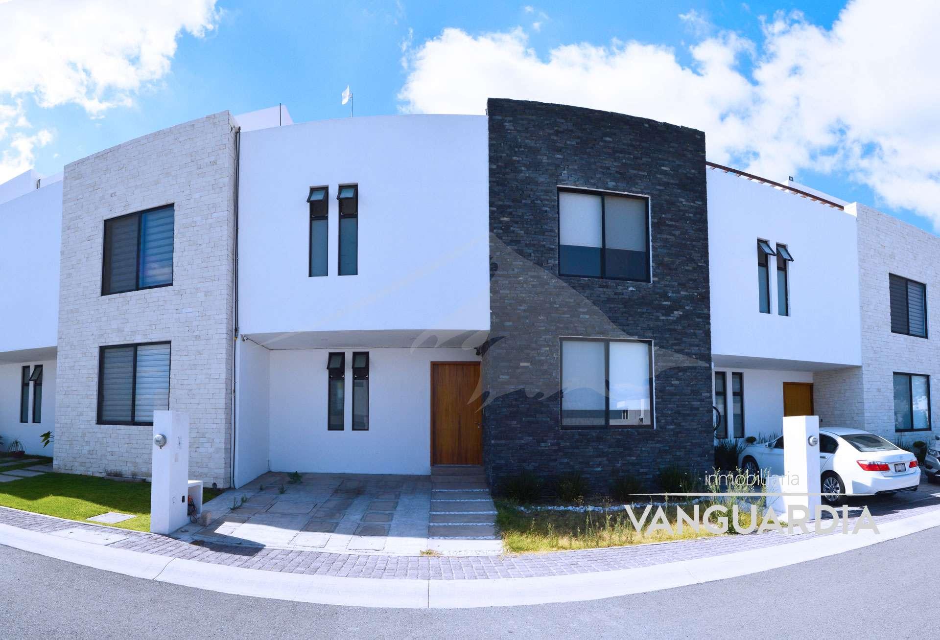 Casa Nueva Con Elegantes Acabados En Venta, Dentro De Privada Con Vigilancia Y Alberca.– Querétaro | Punta Esmeralda