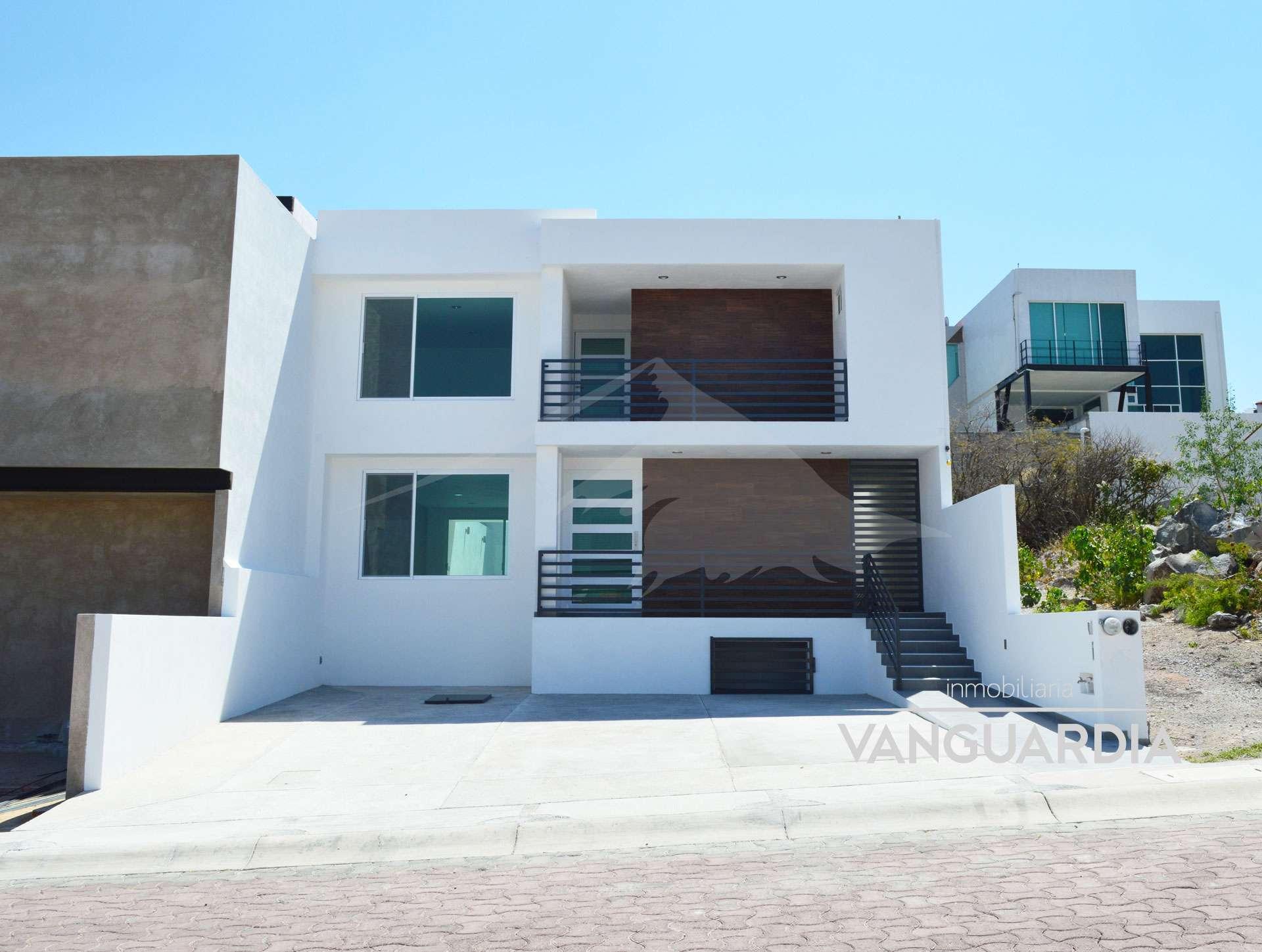 Preciosa Residencia Nueva Con Diseño Y Acabados  de Lujo. – Querétaro | Cumbres Del Cimatario