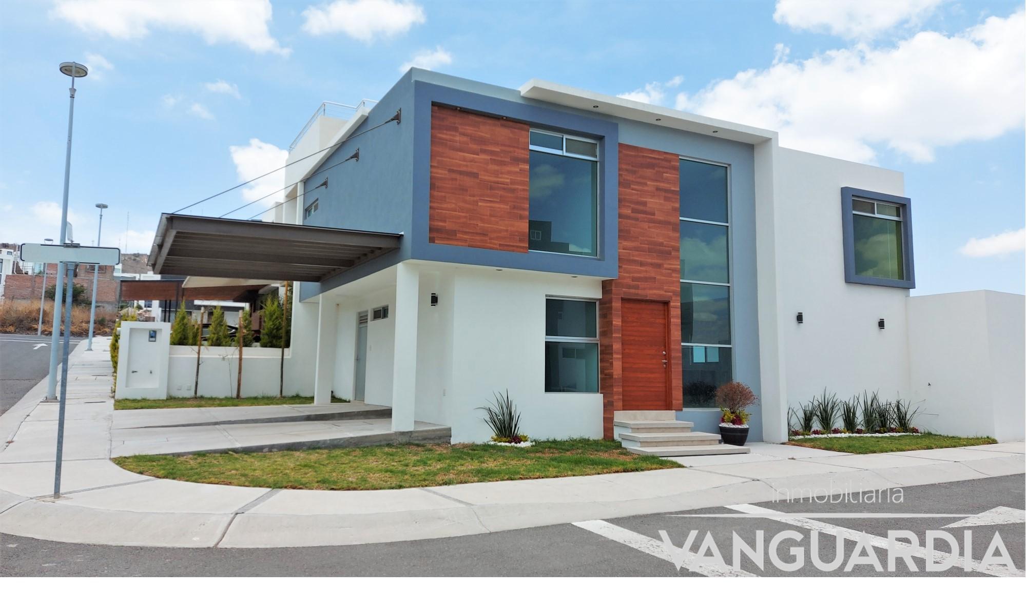 Preciosa casa nueva en venta con 4 habitaciones.- Zibatá | Querétaro.