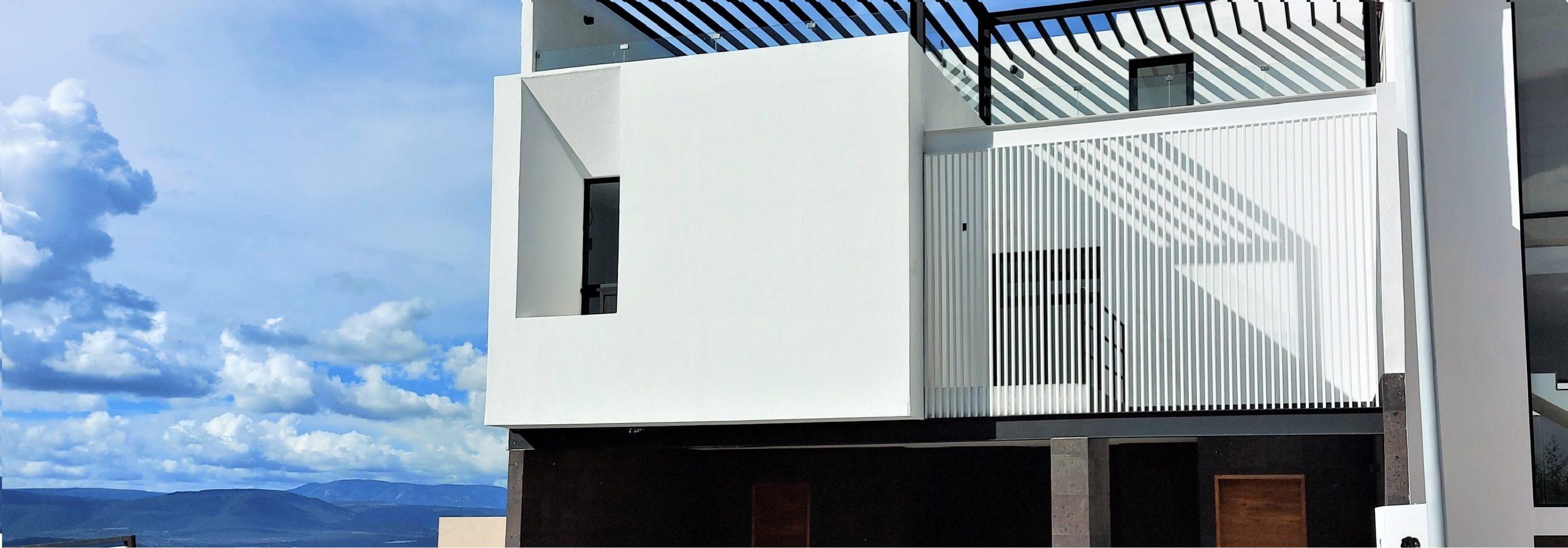 Preciosa casa nueva en venta con Roof Garden. Zibatá, Querétaro.